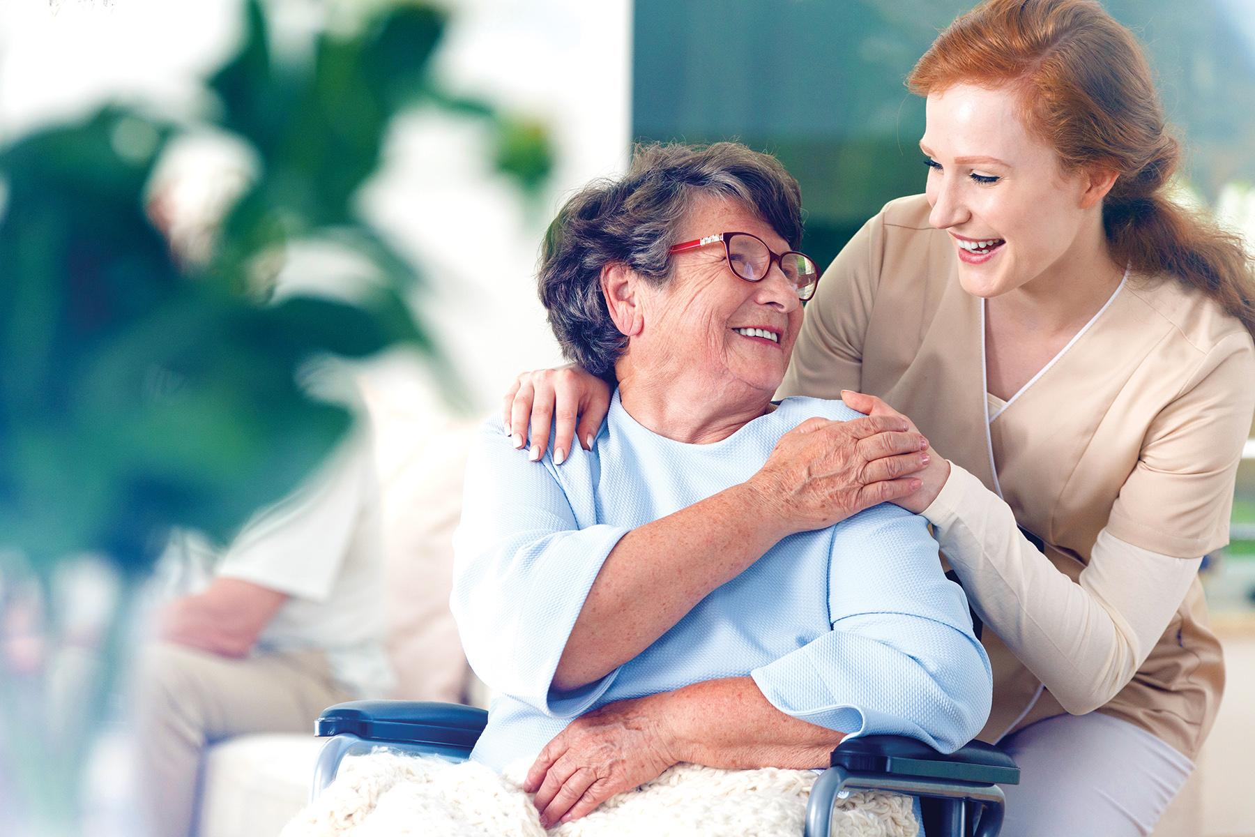 DEP Assistance à la personne en établissement et à domicile